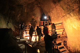 The genome of a 5-year girl who lived in this cave 80,000 years ago has now been successfully sequenced.