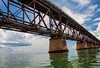 Old Overseas Highway Bridge: Kayak View