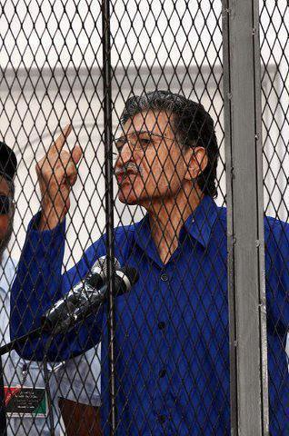 Dr. Abuzaid Dorda, the former United Nations representative for the North African state of Libya under the leadership of the martyred leader Col. Muammar Gaddafi. Dr. Dorda is being tortured and subjected to a sham prosecution. by Pan-African News Wire File Photos