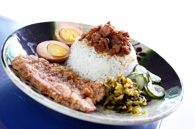 Tai Thai: Pork Chop Rice (猪扒饭)