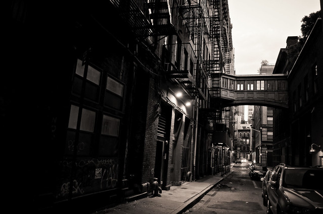 Staple Street Skybridge - Tribeca - New York City