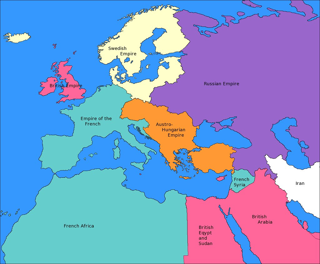 the great holy roman empire history essay From the time of otto's coronation until the official dissolution of the empire in  1806, the imperial title was held almost exclusively by german monarchs and,.
