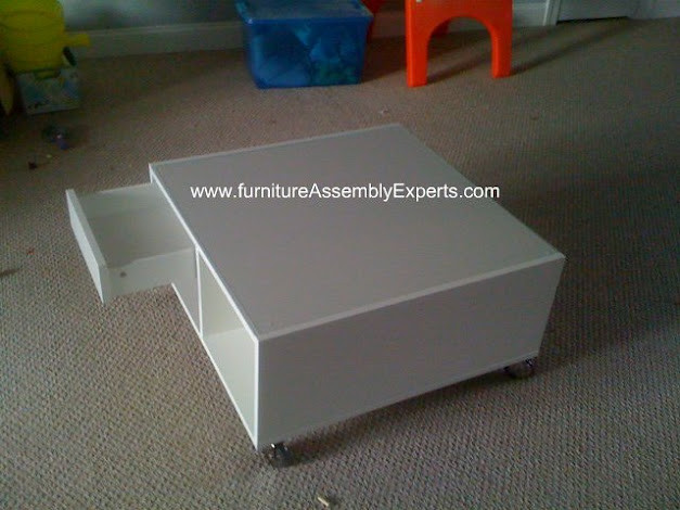 Ikea boksel coffee table assembly in arlington va ikea for Ikea arlington va