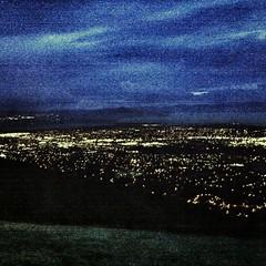 #provo #utah #night #view