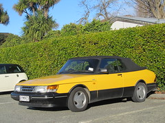 automobile, vehicle, saab automobile, compact car, sedan, land vehicle, saab 900, luxury vehicle, convertible, sports car,