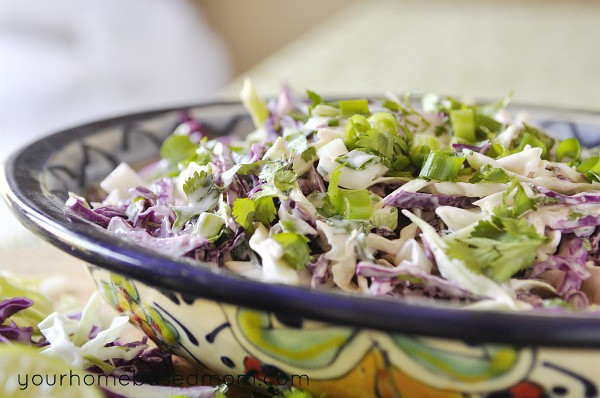 Mexican Cole Slaw