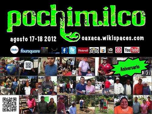 Aniversario Pochimilco 17-18 agosto