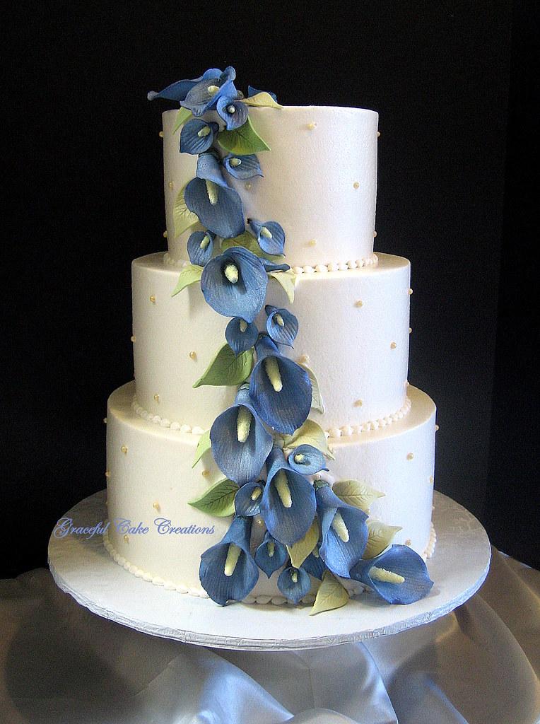Teal Cake Ideas