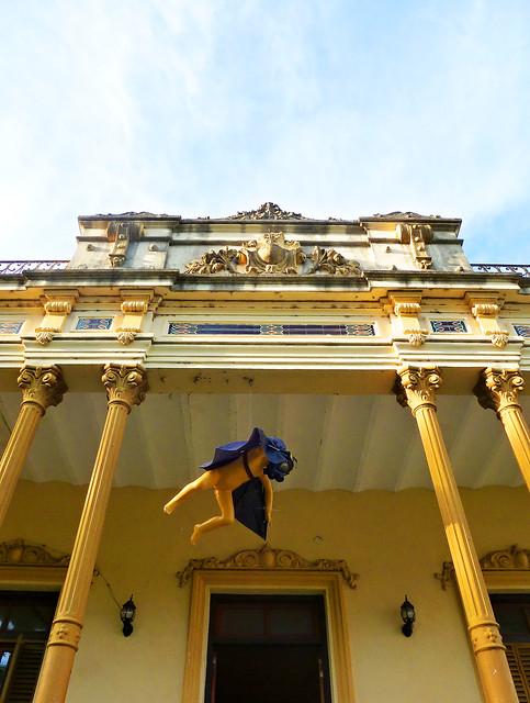 La casa amarilla aregu central paraguay flickr for Casa amarilla la serena