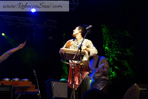 the rhythm of borneo - rainforest world music festival