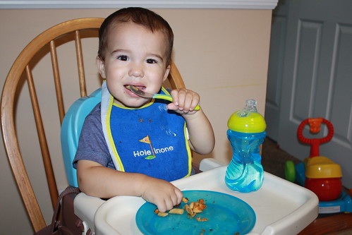 James at 14 Months 2012