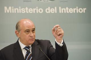 Ministro del Interior