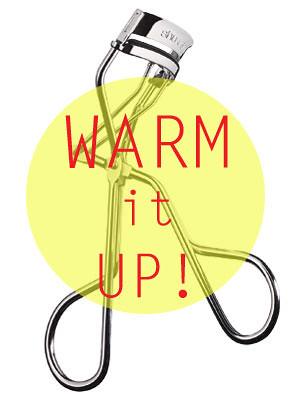 Beauty Tip: Heat Your Curler!