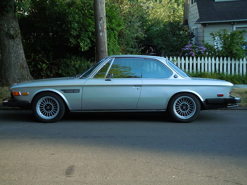 1974 BMW 3.0 CS  by SoulRider.222