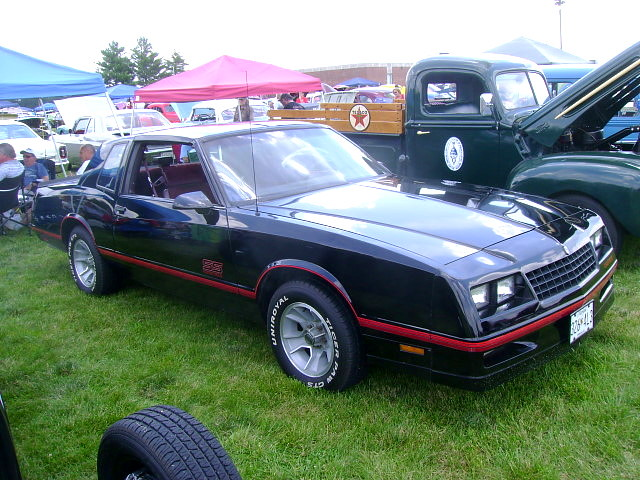 1987 Chevy Monte Carlo Ss Flickr Photo Sharing