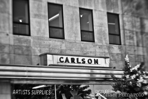 Carlson Art Supply Store