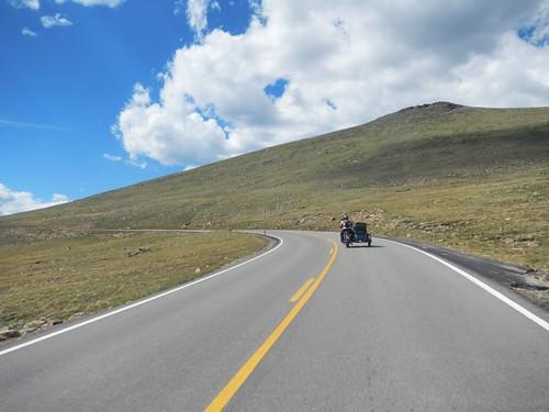 Rocky Mountain National Park: Trail Ridge Rd.