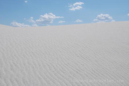 White Sands Natl Mon in New Mexico (9)