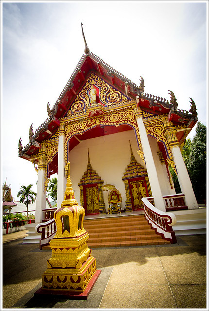 Kathu Temple Phuket