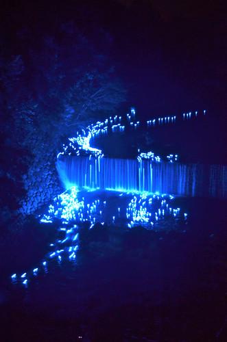 湯西川かわあかり2012