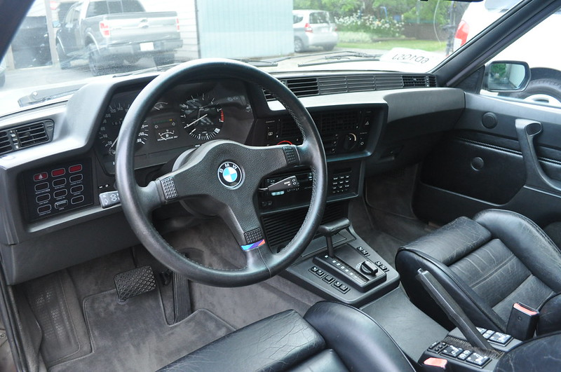 Forum bmw s rie 6 e24 view topic la m me que la mienne for Interieur 635 csi