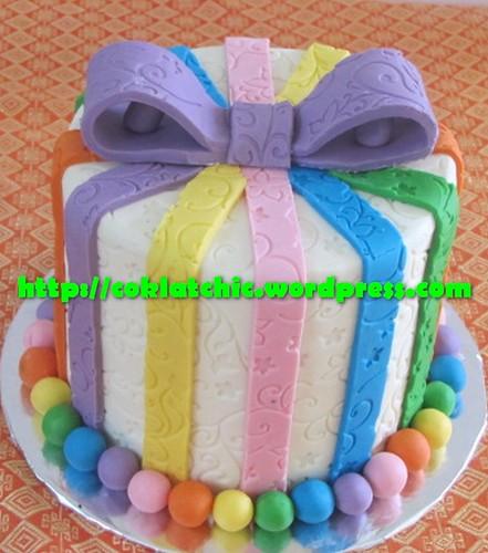 Rainbow Cake – YANI