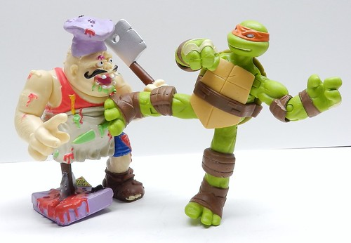 Ninja Turtles Classic Pizzaface Review