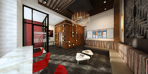 Treadmark Interior Renderings
