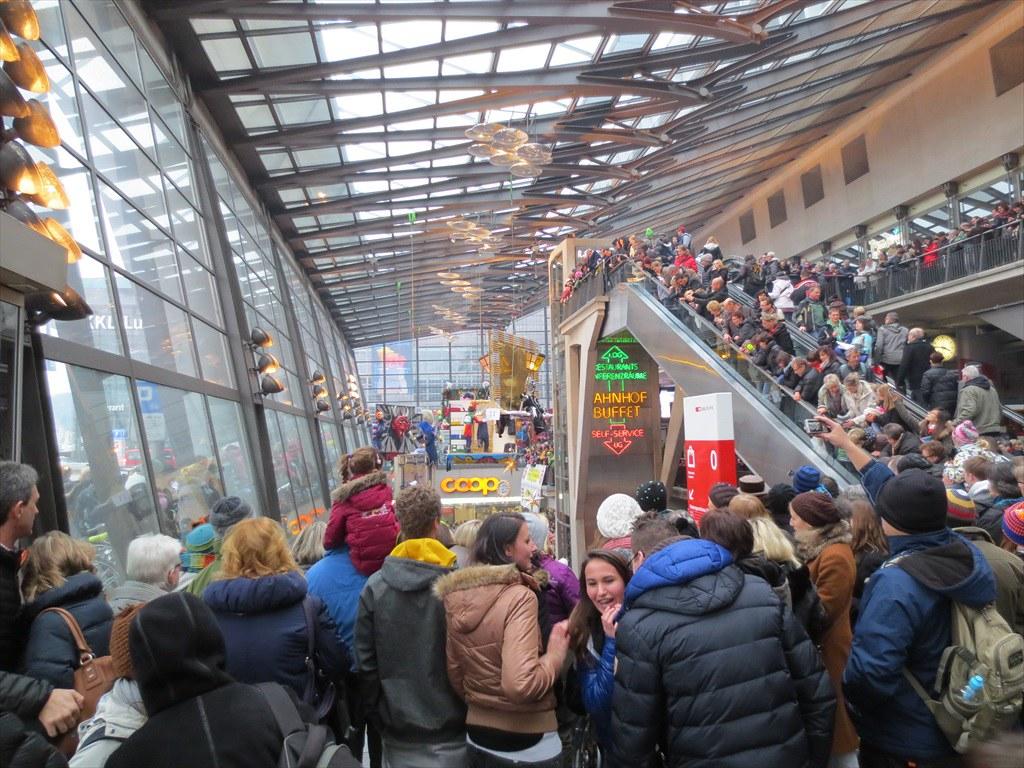 Bahnhof Guuggete