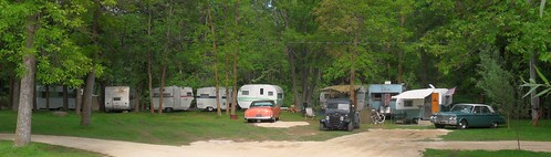 vintage campground
