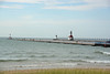 North and South Piers, St. Joseph, Michigan