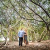 Another amazing #proposal and #engagement session with Steve and Doria!  This shot under the trees was one of those images I saw in my head and was excited to bring it to life.  Gotta love #fortzacharytaylor in #KeyWest for always offering #uniquephoto op