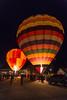 Winthrop Balloon Festival Night Glow