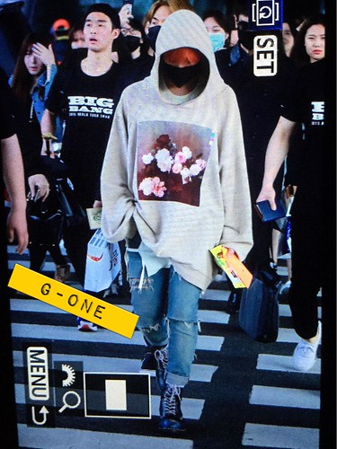 Big Bang - Incheon Airport - 01jun2016 - G-One - 03