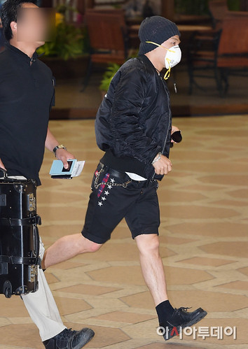 BIGBANG Gimpo Airport to Beijing PRESS 2015-06-05 013