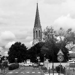 Église Saint-Sébastien, Brach - Photo of Brach