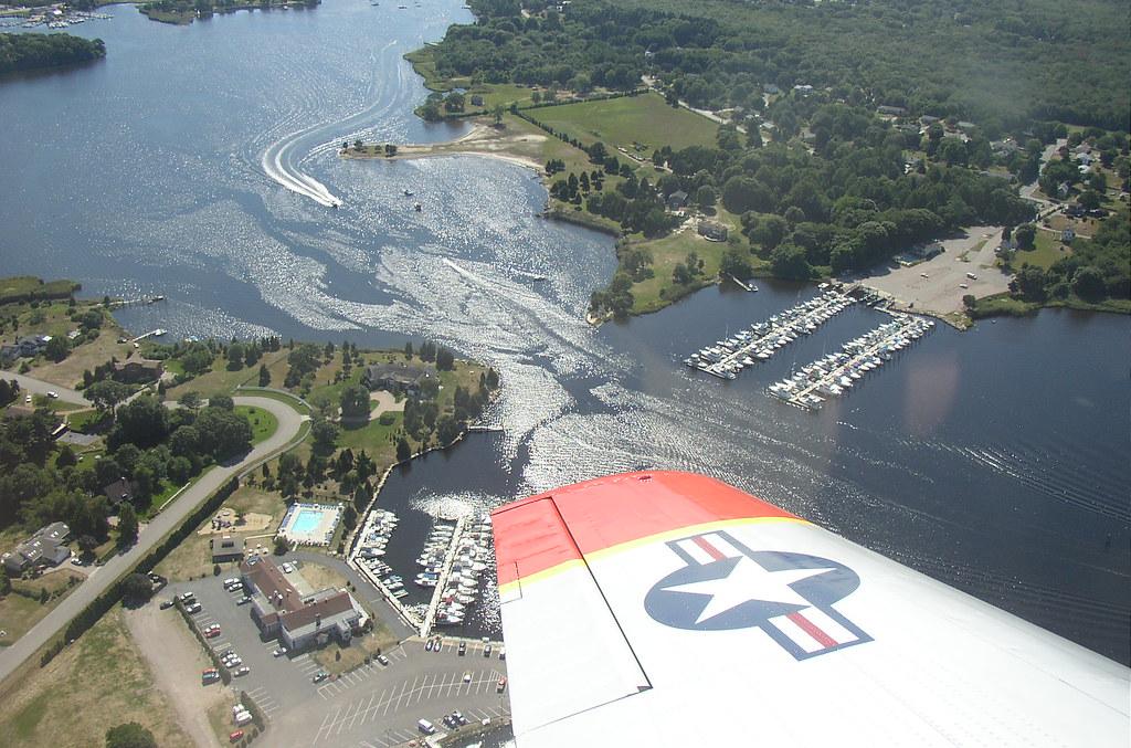 Stanton Island Google Maps