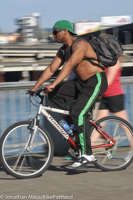 People on Bikes - Waterfront Park-36