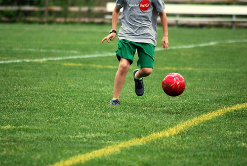 nick @ soccer