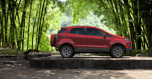 ford ecosport ford today revealed the production version o flickr photo sharing. Black Bedroom Furniture Sets. Home Design Ideas