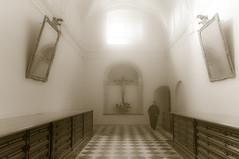 Some hallway at Paular