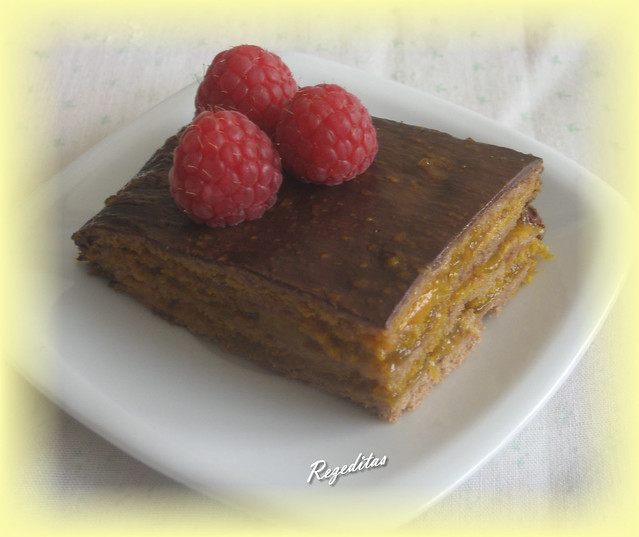 TARTA SACHER LIGHT