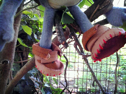 Weeglin Boots by plushplex
