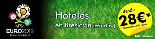 Hoteles en Wrockaw (Breslavia)