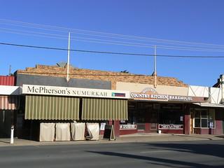 Shops, Numurkah