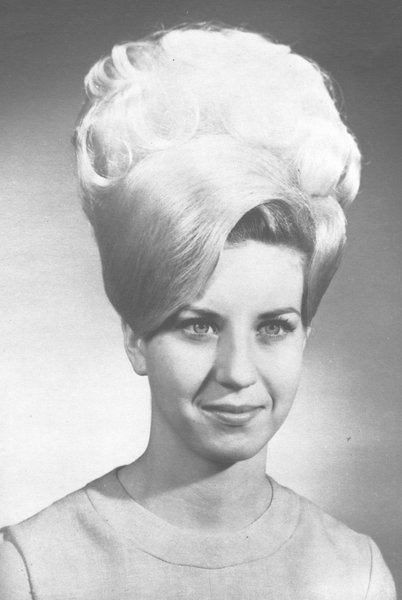 Vintage BIG Hair on Pinterest | Beehive, Big Hair and 60s Hair