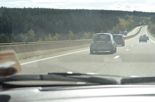 Journey from Malmedy to Adenau