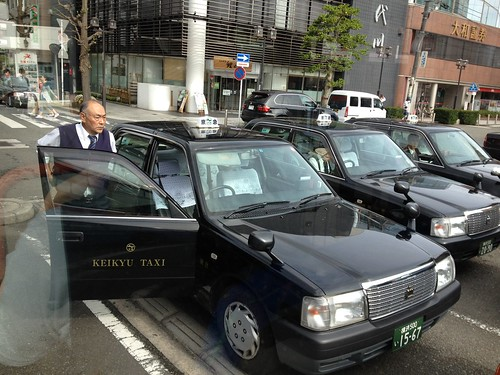 Taxis en Kamakura