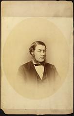 Portrait of a great Nova Scotian, the Honourable Sir Charles Tupper, 1885 / Portrait d'un Néo-Écossais de renom, l'honorable sir Charles Tupper, 1885