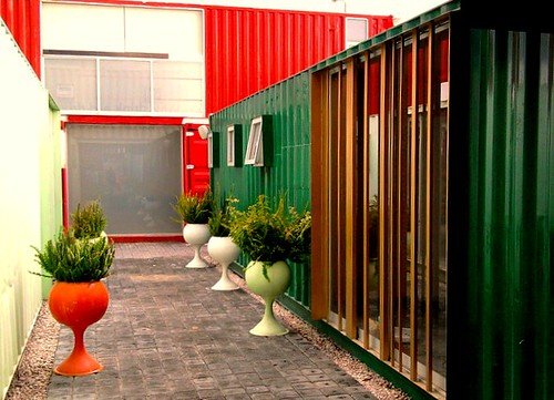 Container City, Cholula, MX (by: jrsnchzhrs, creative commons license)